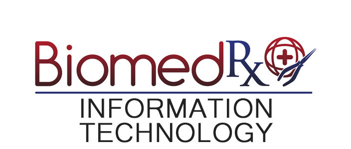 BiomedRx Information Technology - Website, Social Media and Web Video